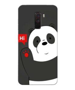 Hi Panda Xiaomi Poco F1 Mobile Cover