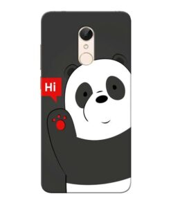 Hi Panda Xiaomi Redmi 5 Mobile Cover
