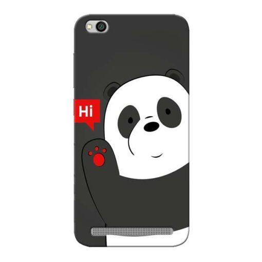 Hi Panda Xiaomi Redmi 5A Mobile Cover
