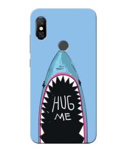 Hug Me Redmi Note 6 Pro Mobile Cover
