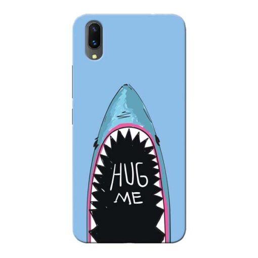 Hug Me Vivo X21 Mobile Cover