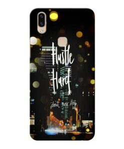 Hustle Hard Vivo V9 Mobile Cover