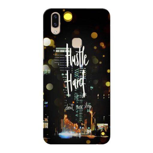 Hustle Hard Vivo V9 Mobile Cover