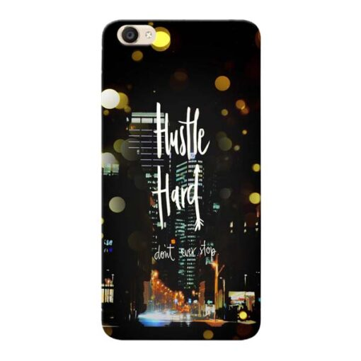 Hustle Hard Vivo Y55s Mobile Cover