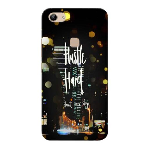 Hustle Hard Vivo Y83 Mobile Cover