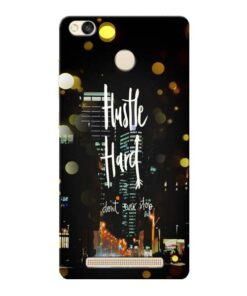 Hustle Hard Xiaomi Redmi 3s Prime Mobile Cover