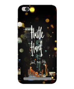 Hustle Hard Xiaomi Redmi 5A Mobile Cover