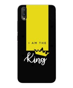 I am King Vivo V11 Pro Mobile Cover