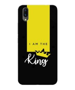 I am King Vivo X21 Mobile Cover