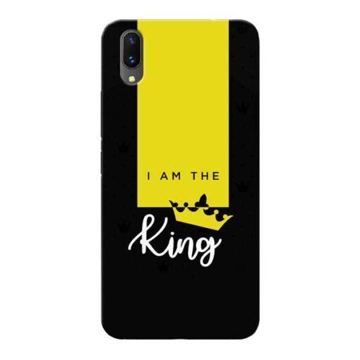 I am King Vivo X21 Mobile Cover