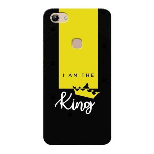 I am King Vivo Y83 Mobile Cover