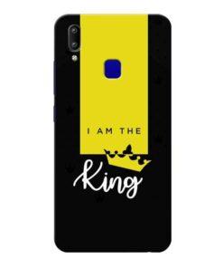 I am King Vivo Y91 Mobile Cover