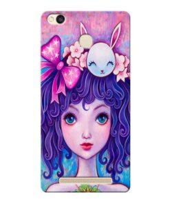 Jeremiah Xiaomi Redmi 3s Prime Mobile Cover