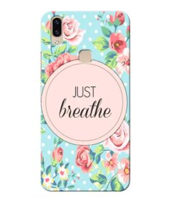 Just Breathe Vivo V9 Mobile Cover