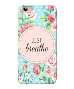Just Breathe Vivo Y53 Mobile Cover