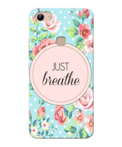 Just Breathe Vivo Y81 Mobile Cover