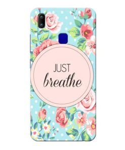 Just Breathe Vivo Y91 Mobile Cover