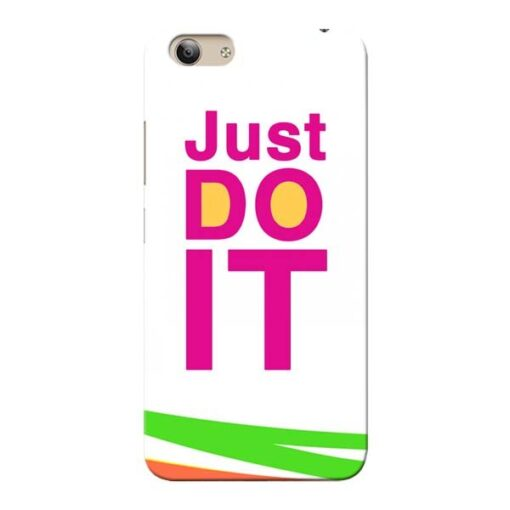 Just Do It Vivo Y53 Mobile Cover