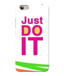 Just Do It Vivo Y53i Mobile Cover
