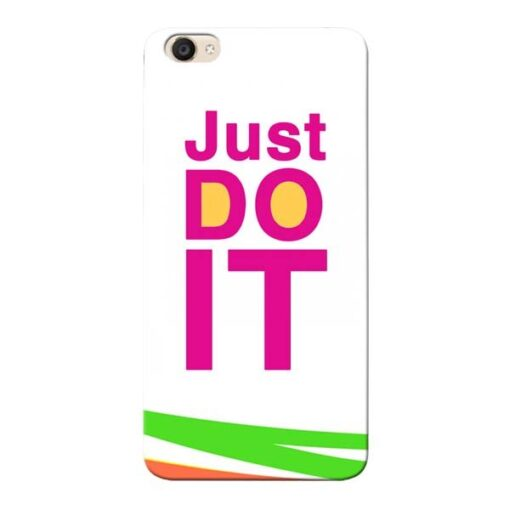 Just Do It Vivo Y55s Mobile Cover