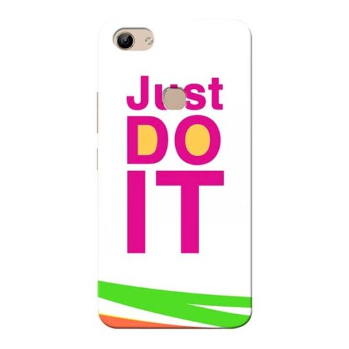 Just Do It Vivo Y81 Mobile Cover