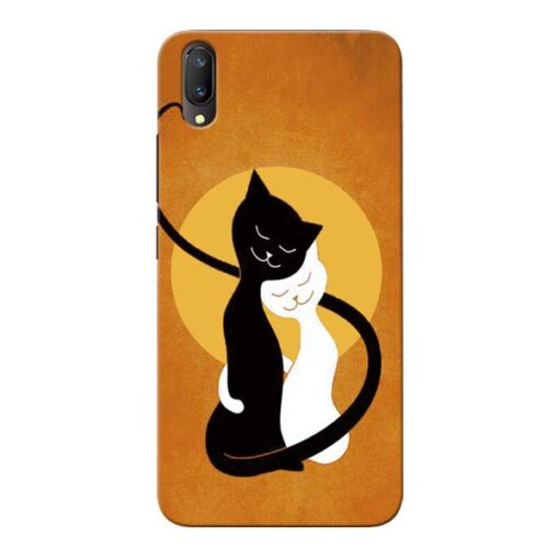 Kitty Cat Vivo V11 Pro Mobile Cover