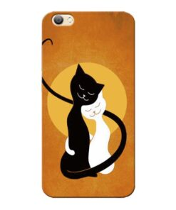Kitty Cat Vivo V5s Mobile Cover