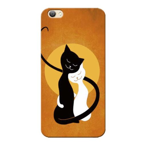 Kitty Cat Vivo V5s Mobile Cover