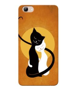 Kitty Cat Vivo Y71 Mobile Cover
