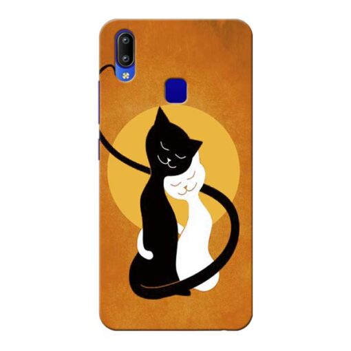 Kitty Cat Vivo Y95 Mobile Cover