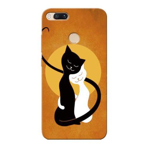 Kitty Cat Xiaomi Mi A1 Mobile Cover