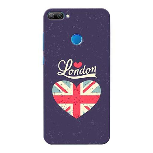 London Honor 9N Mobile Cover