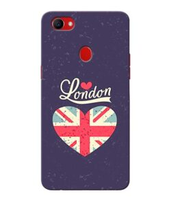 London Oppo F7 Mobile Covers