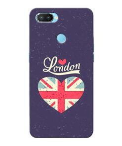 London Oppo Realme 2 Pro Mobile Cover
