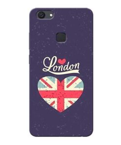London Vivo V7 Plus Mobile Cover