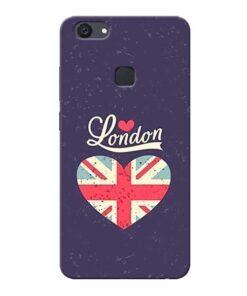 London Vivo V7 Plus Mobile Cover