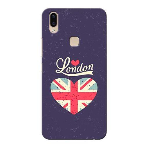 London Vivo V9 Mobile Cover
