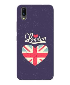 London Vivo X21 Mobile Cover