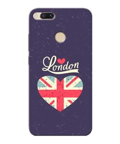 London Xiaomi Mi A1 Mobile Cover