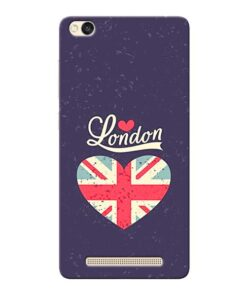 London Xiaomi Redmi 3s Mobile Cover