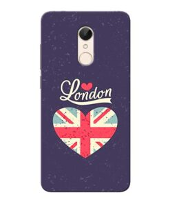 London Xiaomi Redmi 5 Mobile Cover