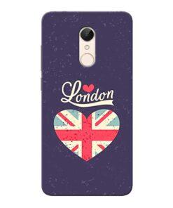 London Xiaomi Redmi 5 Mobile Cover