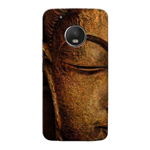 Lord Buddha Moto G5 Plus Mobile Cover