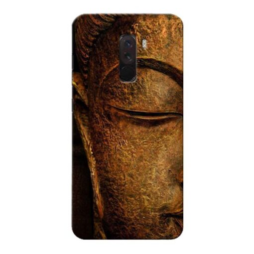 Lord Buddha Xiaomi Poco F1 Mobile Cover