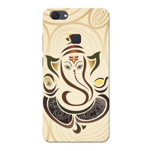 Lord Ganesha Vivo V7 Plus Mobile Cover