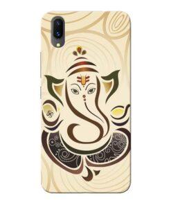 Lord Ganesha Vivo X21 Mobile Cover
