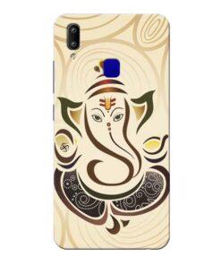 Lord Ganesha Vivo Y91 Mobile Cover