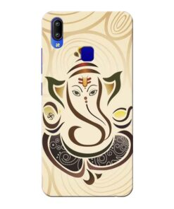 Lord Ganesha Vivo Y95 Mobile Cover