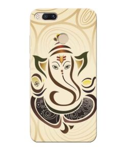 Lord Ganesha Xiaomi Mi A1 Mobile Cover