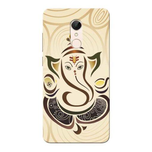 Lord Ganesha Xiaomi Redmi 5 Mobile Cover